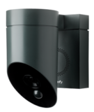 Somfy Protect buitencamera Zwart/Antraciet - 2401563_