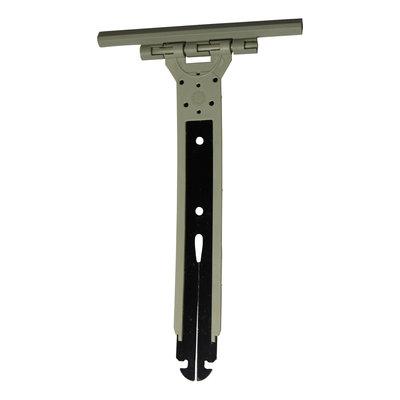 PVC veer - 14 cm lang - voor 9 mm lamellen (pakket 10 stuks)