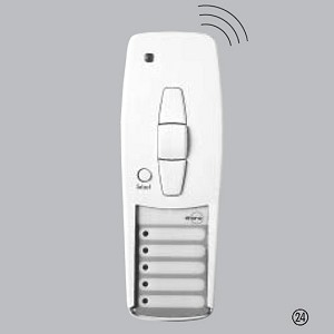 Elero VarioTel 5 kanaals - 28 240 0001