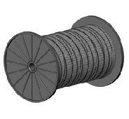 Optrekband / lint 14mm (500m1)