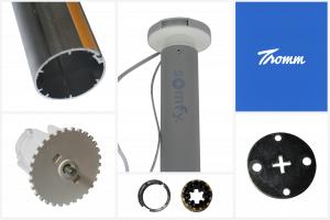 Sonesse wirefree - kit voor elektrische rolgordijnen - 150 cm
