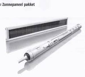 Somfy  Zonnepaneel Pakket t.bv. Somfy Wirefree batteriijoplossingen