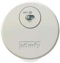 Somfy Autonome binnen zonsensor, Sunis indoor Sensor RTS - 9013707