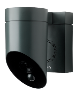 Somfy Protect buitencamera Zwart/Antraciet - 2401563