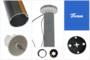 Sonesse wirefree - kit voor elektrische rolgordijnen - 250 cm_